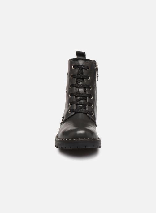 Stiefeletten & Boots Gioseppo R 46745 grau schuhe getragen