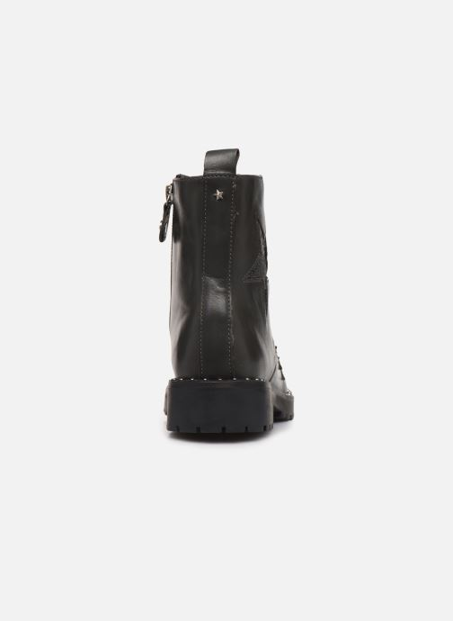Ankle boots Gioseppo R 46745 Grey view from the right