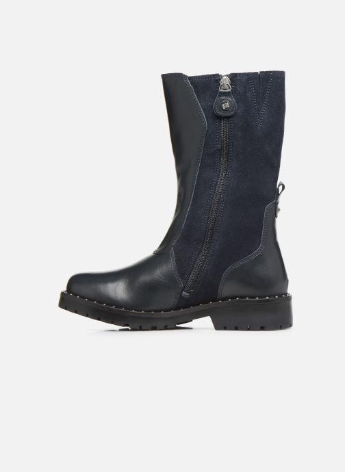 Stiefel Gioseppo R 46747 schwarz ansicht von vorne