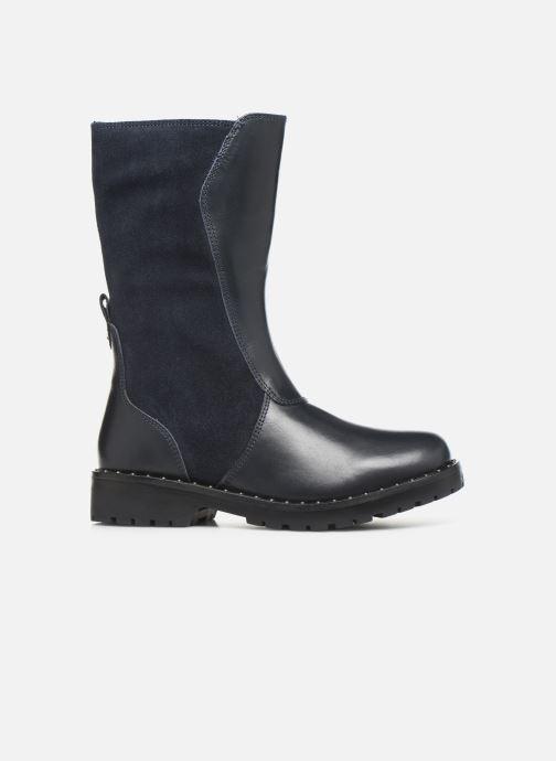 Stiefel Gioseppo R 46747 schwarz ansicht von hinten