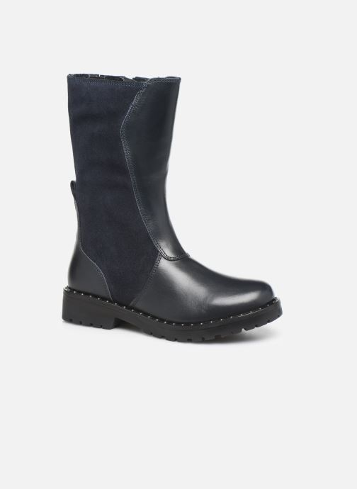 Boots & wellies Gioseppo R 46747 Black detailed view/ Pair view