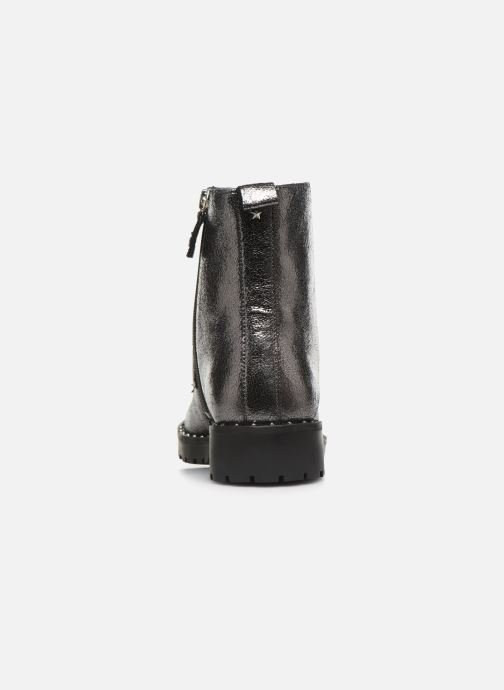 Ankle boots Gioseppo R 46748 Grey view from the right