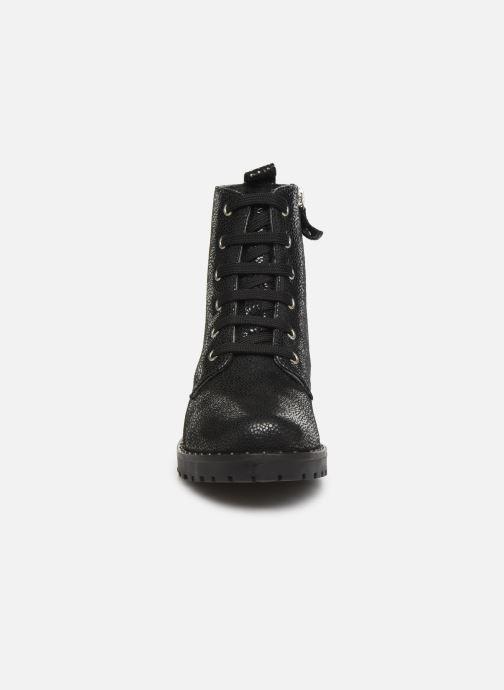 Stiefeletten & Boots Gioseppo R 46748 grau schuhe getragen