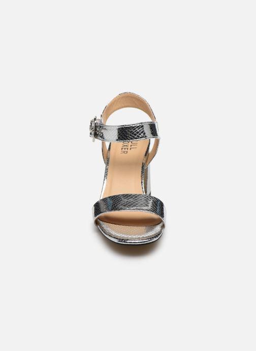 Sandaler Bullboxer 041002F2S Sølv se skoene på