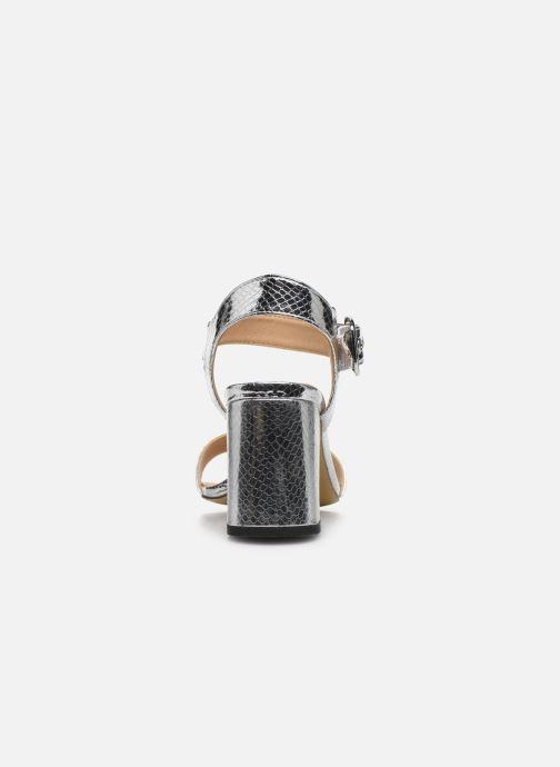 Sandali e scarpe aperte Bullboxer 041002F2S Argento immagine destra
