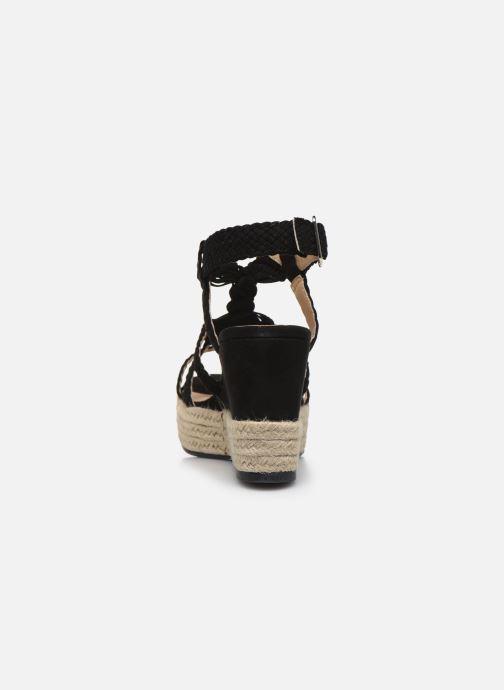 Scarpe di corda Bullboxer 175018F2T Nero immagine destra