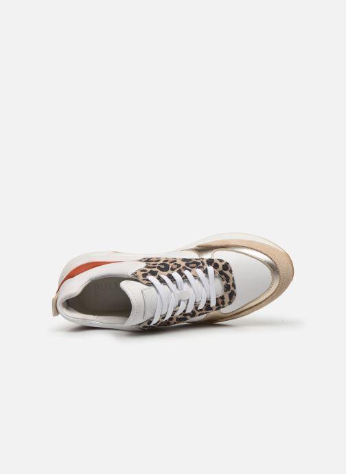 Sneakers Bullboxer 295003E5CAALMD Bianco immagine sinistra