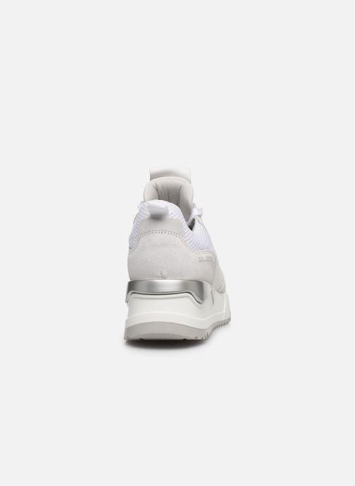 Baskets Bullboxer 323002E5C Blanc vue droite