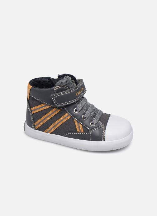 Sneaker Geox B Gisli Boy  B741NA grau detaillierte ansicht/modell