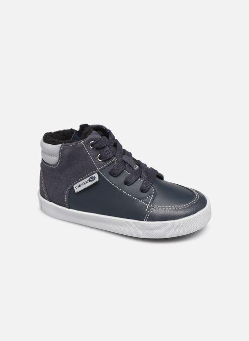 Sneaker Geox B Gisli Boy  B741NB grau detaillierte ansicht/modell