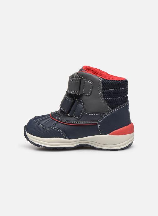 Stiefeletten & Boots Geox B New Gulp Boy ABX B841GA blau ansicht von vorne