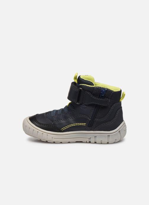 Sneakers Geox B Omar Boy B84D8A Blauw voorkant
