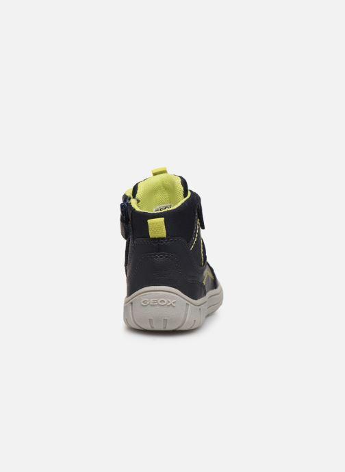 Sneakers Geox B Omar Boy B84D8A Blauw rechts