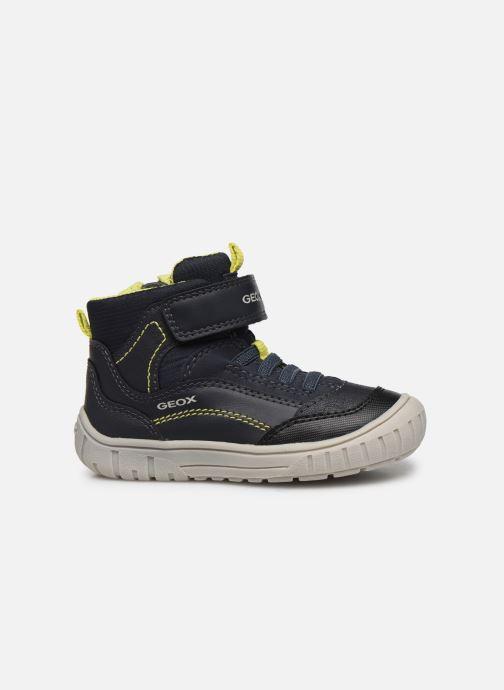 Sneakers Geox B Omar Boy B84D8A Blauw achterkant