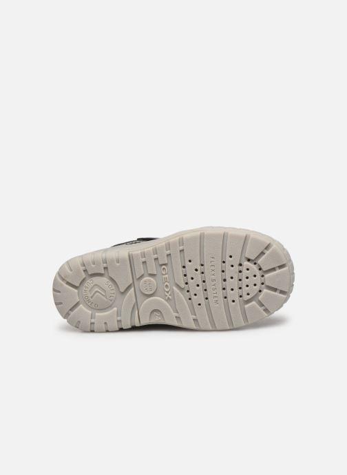 Sneakers Geox B Omar Boy B84D8A Blauw boven