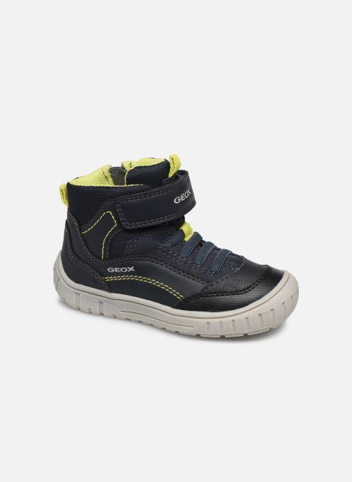Sneakers Geox B Omar Boy B84D8A Blauw detail