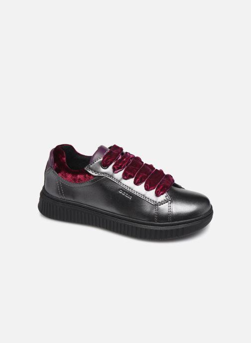 Sneakers Geox J Discomix Girl J847YB Grigio vedi dettaglio/paio