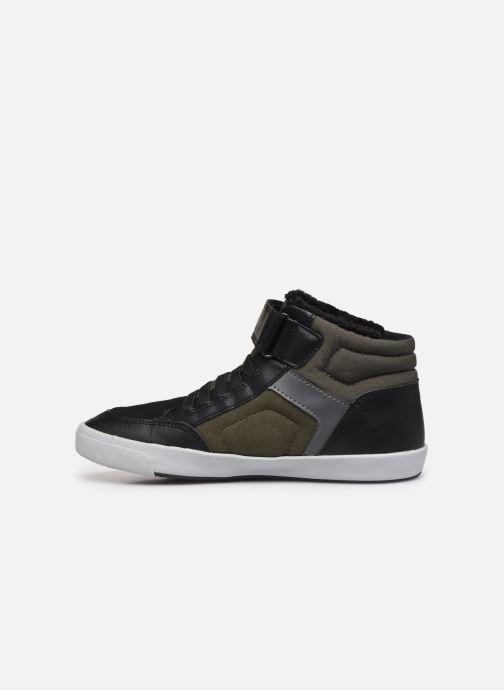 Sneakers Geox J Gisli Boy J845CB Groen voorkant