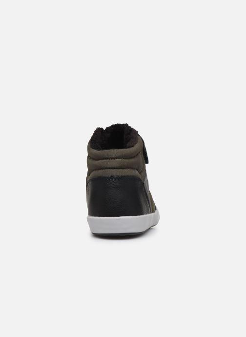 Sneakers Geox J Gisli Boy J845CB Groen rechts