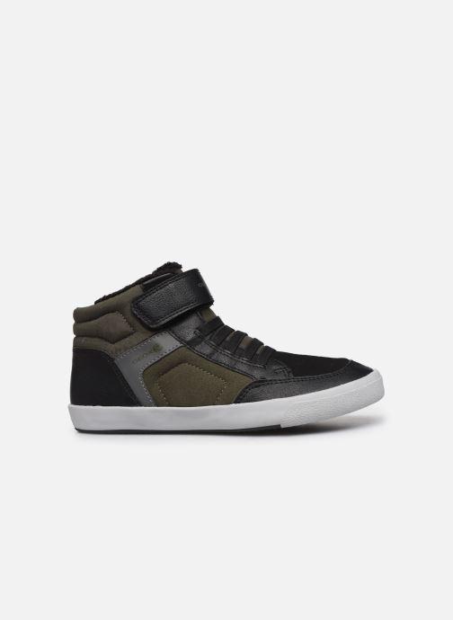 Sneakers Geox J Gisli Boy J845CB Groen achterkant
