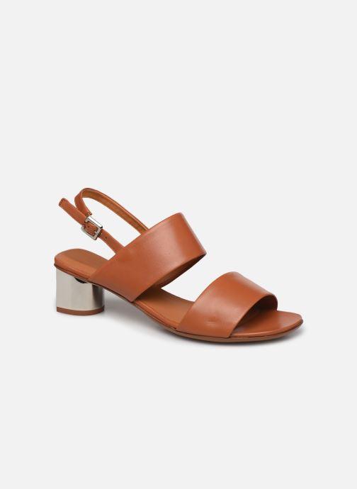 Sandali e scarpe aperte Clergerie LEONIE Marrone vedi dettaglio/paio