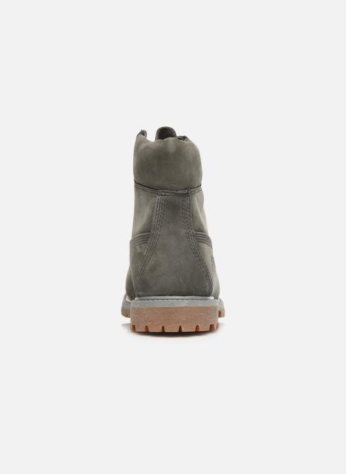 Boots en enkellaarsjes Timberland 6 in Premium Boot Grijs rechts