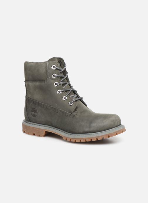 Boots en enkellaarsjes Timberland 6 in Premium Boot Grijs detail