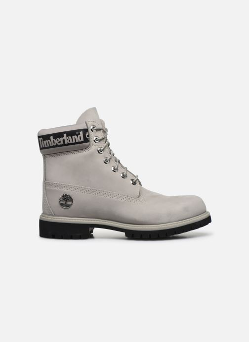 Ankle boots Timberland 6 in Premium Boot Grey back view