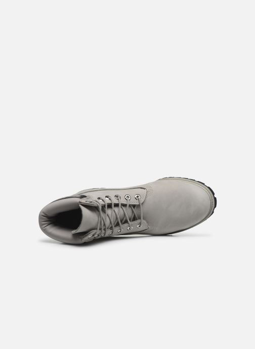 Ankle boots Timberland 6 in Premium Boot Grey view from the left