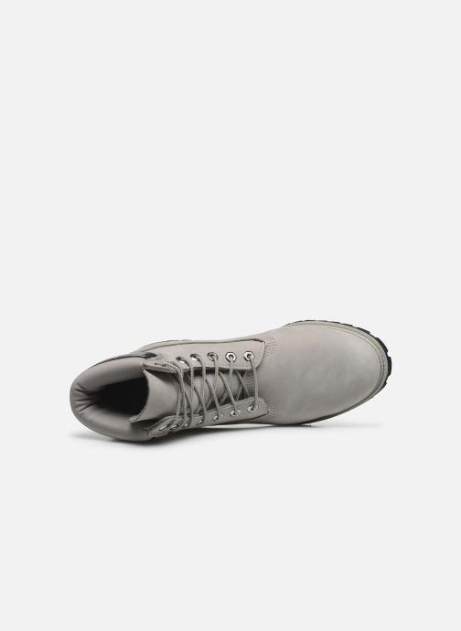 Stivaletti e tronchetti Timberland 6 in Premium Boot Grigio immagine sinistra