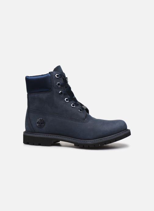 Bottines et boots Timberland 6in Premium WP Boot L/F Bleu vue derrière
