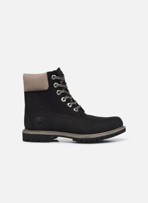 Boots en enkellaarsjes Timberland 6in Premium WP Boot L/F Zwart achterkant