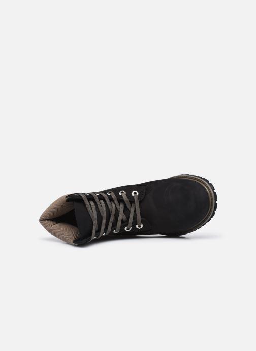 Boots en enkellaarsjes Timberland 6in Premium WP Boot L/F Zwart links