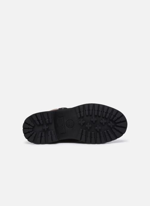 Boots en enkellaarsjes Timberland 6in Premium WP Boot L/F Zwart boven