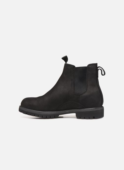 Bottines et boots Timberland 6 in Premium Chelsea NWP Noir vue face