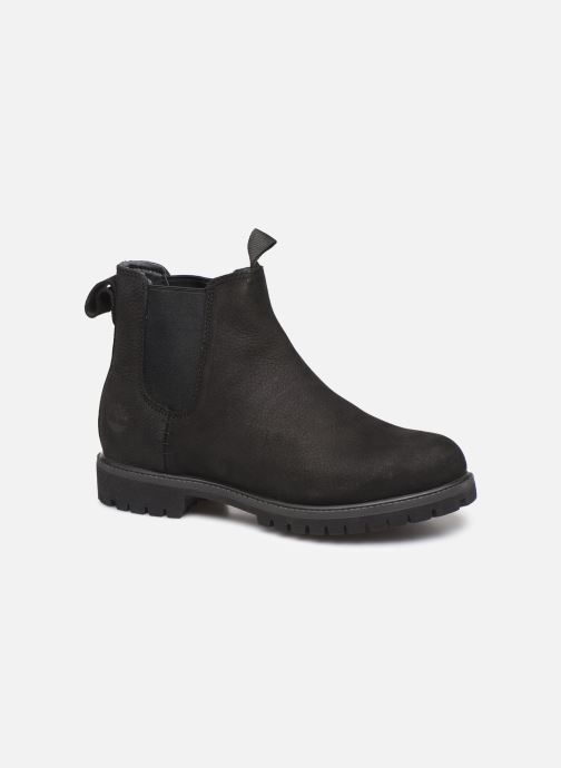 Ankle boots Timberland 6 in Premium Chelsea NWP Black detailed view/ Pair view
