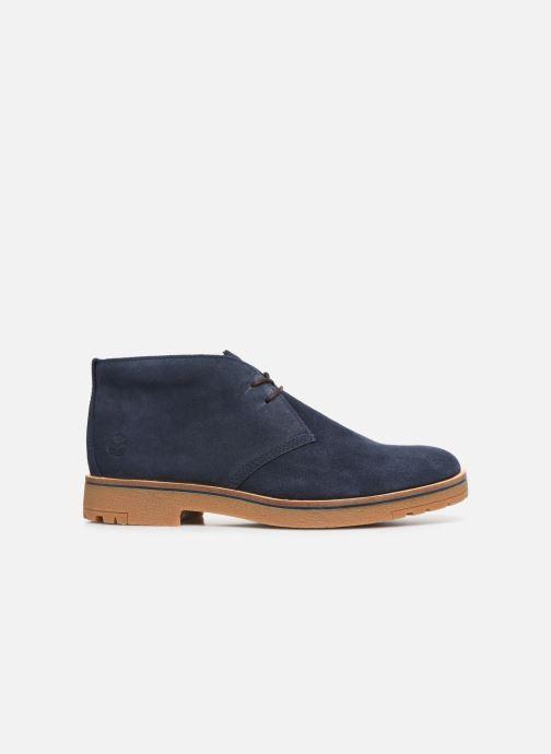 Bottines et boots Timberland Folk Gentleman Chukka Bleu vue derrière