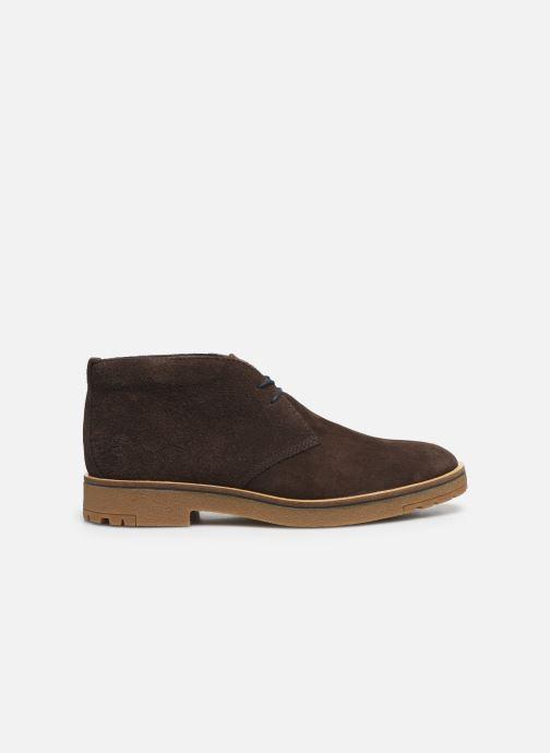 Bottines et boots Timberland Folk Gentleman Chukka Marron vue derrière