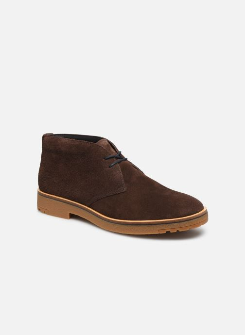 Boots en enkellaarsjes Timberland Folk Gentleman Chukka Bruin detail