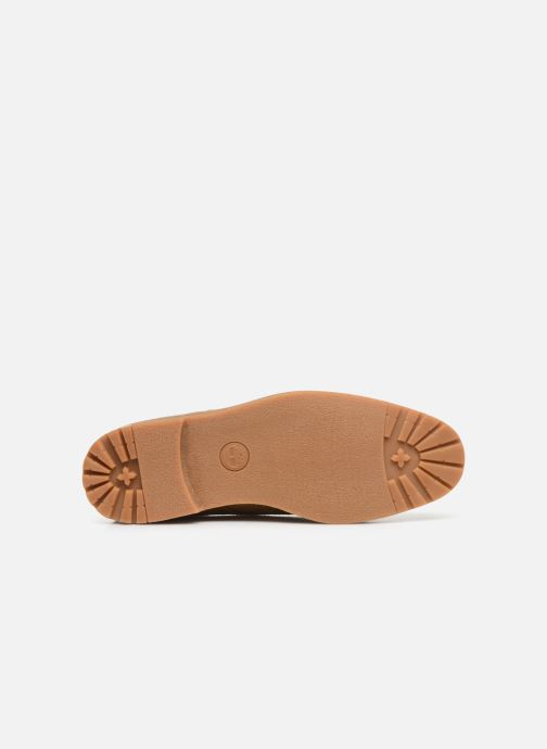 Lace-up shoes Timberland Folk Gentleman Ox Brown view from above