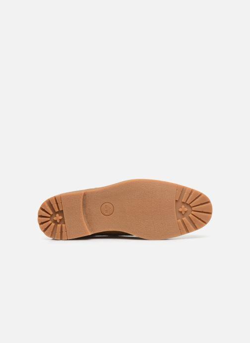 Zapatos con cordones Timberland Folk Gentleman Ox Marrón vista de arriba