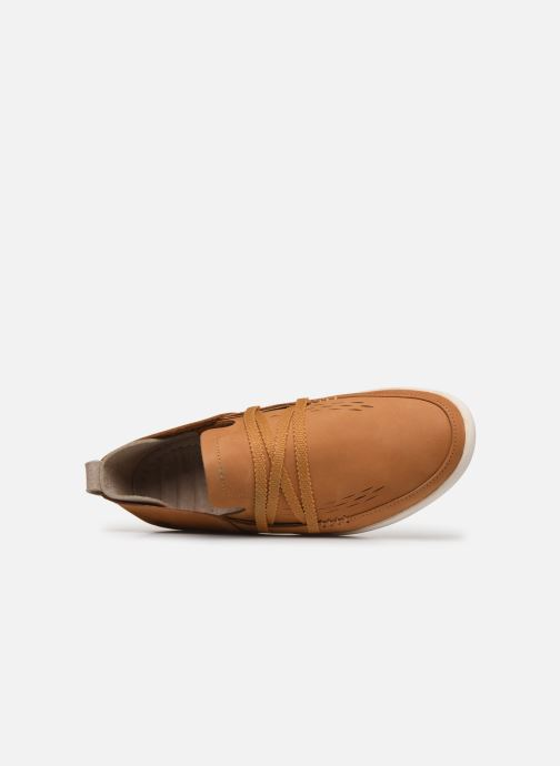 Mocassins Timberland Project Better Side Vent Slip On Bruin links
