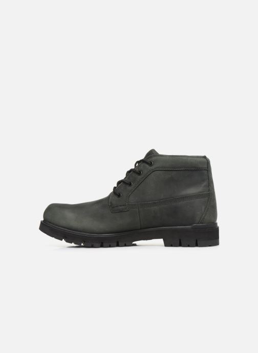 Bottines et boots Timberland Radford PT Chukka WP Gris vue face