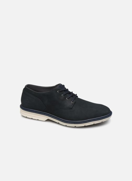 Lace-up shoes Timberland Sawyer Lane Waterproof Oxford Black detailed view/ Pair view