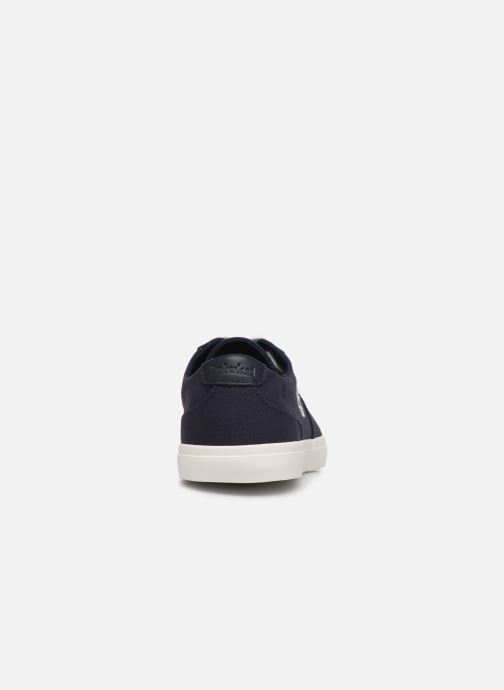 Trainers Timberland Union Wharf Oxford Blue view from the right