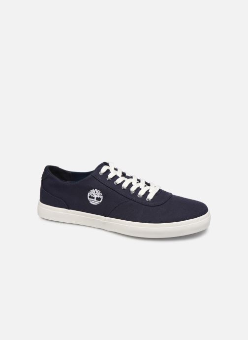 Trainers Timberland Union Wharf Oxford Blue detailed view/ Pair view