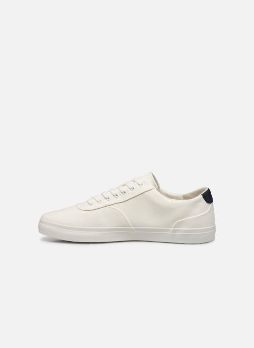 Baskets Timberland Union Wharf Oxford Blanc vue face