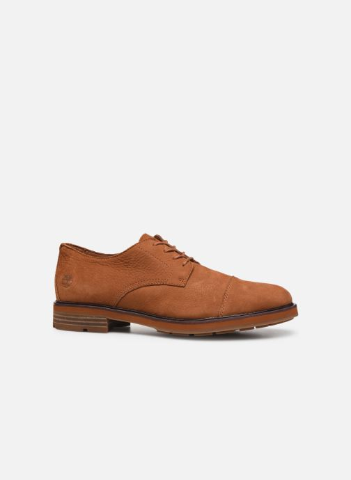 Lace-up shoes Timberland Windbucks CT Ox NWP Brown back view