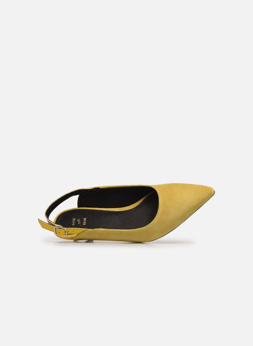 Escarpins Shoe the bear HAYDEN SLINGBACK S Jaune vue gauche