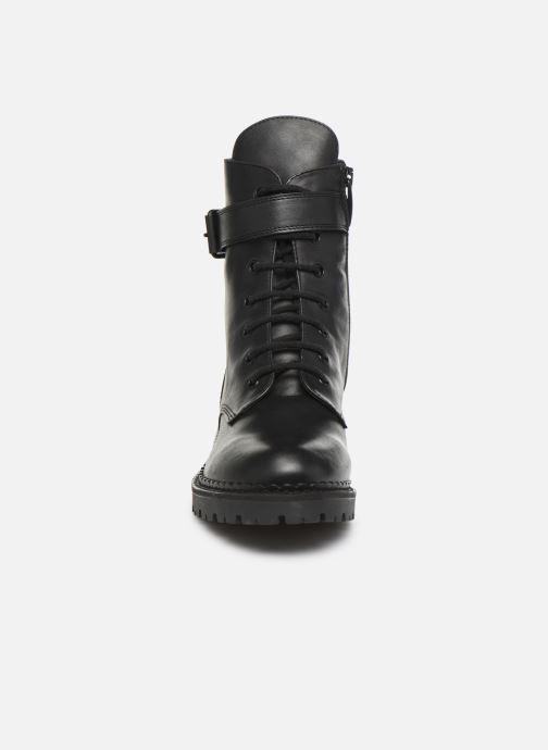Boots en enkellaarsjes Shoe the bear HAILEY LACE UP L Zwart model